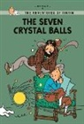 Herge, Georges Remi Herge, Hergé - The Seven Crystal Balls