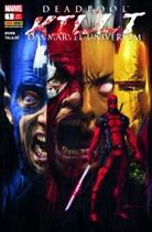 Culle Bunn, Cullen Bunn, Stuart Moore, Dalibor Talajic, Joe Quinones, Dalibor Talajic... - Deadpool killt das Marvel-Universum