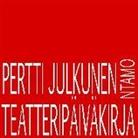 Pertti Julkunen - Teatteripäiväkirja