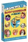 Jan Berenstain, Ree Drummond, G Gilman, Grace Gilman, Kevin Henkes, Syd Hoff... - Danny and the Dinosaur and Friends: Level One Box Set