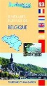 Philippe Devisme, Patrick Join-Lambert - Fluviacarte 23 Belgique - Itinéraires fluviaux