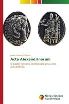 Joana Campos Clímaco - Acta Alexandrinorum