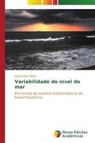 Alessandro Filippo - Variabilidade do nível do mar