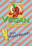Antje Watermann, Antj Watermann, Antje Watermann - Vegan rockt! Das Kochbuch