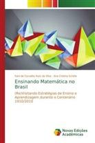 San de Carvalho Rutz da Silva, Sani de Carvalho Rutz da Silva, Ana Crist Schirlo, Ana Cristina Schirlo - Ensinando Matemática no Brasil