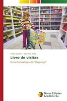 Elisa dos Anjos, Fabi Queiroz, Fabio Queiroz - Livro de visitas