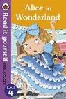 Nicola Bird, Lorraine Horsley, Ladybird, Barbara Bongini - Alice in Wonderland
