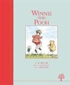 A. A. Milne, A.A. Milne, Alan Alexander Milne, E.H. Shephard - Winnie-the-Pooh