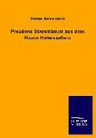 Moses Heinemann - Preußens Stammbaum aus dem Hause Hohenzollern