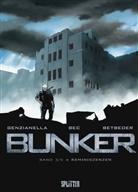 Be, Christoph Bec, Christophe Bec, Betbede, Stéphan Betbeder, Stéphane Betbeder... - Bunker - Bd.3: Bunker - Reminiszenzen