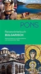 PONS Reisewörterbuch Bulgarisch