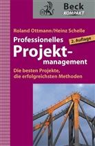 OTTMAN, Rolan Ottmann, Roland Ottmann, Schelle, Heinz Schelle - Professionelles Projektmanagement