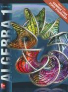 McGraw Hill, McGraw-Hill, Mcgraw-Hill Education, McGraw-Hill Glencoe, Glencoe McGraw-Hill - Algebra 1, Student Edition