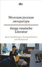 Kristina Senft, Kristin Senft, Kristina Senft - Junge russische Literatur