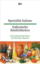 Massimo Marano - Specialità italiane. Italienische Köstlichkeiten