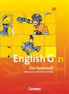 Jennifer Seidl, Hellmu Schwarz, Hellmut Schwarz - English G 21, Ausgabe B - 1: 5. Schuljahr, Das Ferienheft
