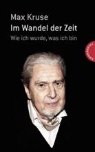 Max Kruse - Im Wandel der Zeit