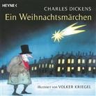 Charles Dickens, Volker Kriegel - Ein Weihnachtsmärchen