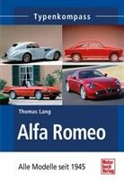 Thomas Lang - Alfa Romeo
