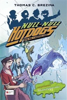 Thomas C Brezina, Thomas C. Brezina, Silvestro Nicolaci, Arianna Rea - Hot Dogs - Bd.6: Null-Null Hot-Dogs - WARNUNG! Hausaufgaben-Hai!
