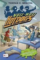 Thomas Brezina, Thomas C Brezina, Thomas C. Brezina, Silvestro Nicolaci, Arianna Rea - Hot Dogs - Bd.8: Null-Null Hot-Dogs - Irre! Ferngesteuerte Lehrer!