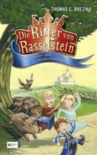 Thomas Brezina, Thomas C Brezina, Thomas C. Brezina, Stephan Pricken - Die Ritter von Rasselstein - Drachenblut und Wildschweinmut