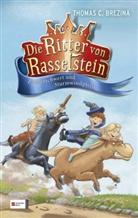 Thomas Brezina, Thomas C Brezina, Thomas C. Brezina, Stephan Pricken - Die Ritter von Rasselstein - Zauberschwert und Sturmwindpferd