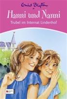 Enid Blyton, Nikolaus Moras - Hanni und Nanni - Sonderbd.: Hanni und Nanni - Trubel im Internat Lindenhof, Sonderbd.