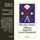 Martin Suter, Gert Heidenreich - Allmen und der rosa Diamant (Hörbuch)