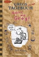 Jeff Kinney - Gregs und mein Tagebuch, Mach's wie Greg!