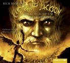Rick Riordan, Marius Clarén - Percy Jackson, Die Schlacht um das Labyrinth, 4 Audio-CDs (Hörbuch)