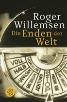 Dr. Roger Willemsen, Roger Willemsen, Roger (Dr.) Willemsen, Roger Dr. Willemsen - Die Enden der Welt