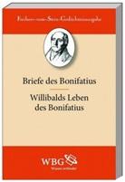 Ph H Külb, Reinhol Rau, Reinhold Rau, M Tangl - Briefe des Bonifatius, Willibalds Leben des Bonifatius. Bonifatii epistulae, Willibaldi vita Bonifatii