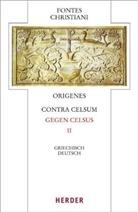 Origenes, Origenes - Fontes Christiani (FC) - 50/2: Gegen Celsus. Contra Celsum. Tl.2