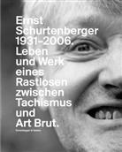 Peter F. Althaus, Heinz Widauer, Christine Anliker - Ernst Schurtenberger 1931-2006; m. DVD