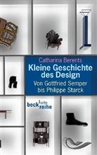 Catharina Berents, Berents-Kemp, Catharina Berents-Kemp - Kleine Geschichte des Design