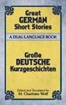 M. Charlotte (TRN) Wolf - Great German Short Stories of the Twentieth Century