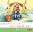Sheridan Winn, Marie Bierstedt - Vier zauberhafte Schwestern und ein Geist aus alten Zeiten, 2 Audio-CDs (Hörbuch)