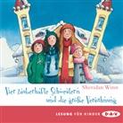 Sheridan Winn, Marie Bierstedt - Vier zauberhafte Schwestern und die große Versöhnung, 2 Audio-CDs (Hörbuch)