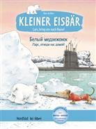 189595, Hans de Beer, Hans de Beer, Katj Alves - Kleiner Eisbär Lars, bring uns nach Hause, Deutsch-Russisch