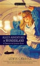 Lewis Carroll, Lewis/ Gardner Carroll, Martin Gardner, Jeffrey Meyers, John Tenniel, John Tenniel - Alice's Adventures in Wonderland and Through the Looking Glass