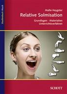 Manfred Grunenberg, Malte Heygster - Relative Solmisation