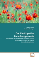 Ameli Carraro, Amelie Carraro, Elisabeth Hintringer - Der Partizipative Forschungsansatz