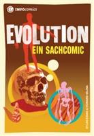 Dylan Evans, Howard Selina, Howard Selina, Wilfri Hrsg. v. Stascheit, Howard Ill. v. Selina, Wilfrie Stascheit... - Evolution, Ein Sachcomic