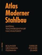 Klau Bollinger, Klaus Bollinger, Markus Feldmann, Georg Giebeler, Marti Grohmann, Grohmann Manfred... - Atlas Moderner Stahlbau