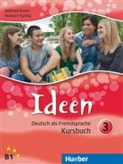 Wilfrie Krenn, Wilfried Krenn, Herbert Puchta - Ideen - Deutsch als Fremdsprache - 3: Kursbuch