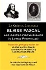Juan Bautista Bergua, Blaise Pascal, Juan Bautista Bergua - Blaise Pascal