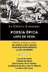 Juan Bautista Bergua, Lope de Vega - Lope de Vega