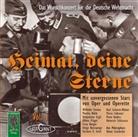 Fridhardt Pascher - Heimat, deine Sterne, Audio-CDs - 1: Das Wunschkonzert für die Deutsche Wehrmacht, 1 Audio-CD (Hörbuch)