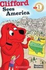 Norman Bridwell - Clifford Sees America